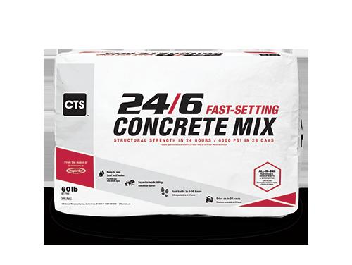 CTS 24/6 Concrete Mix product image