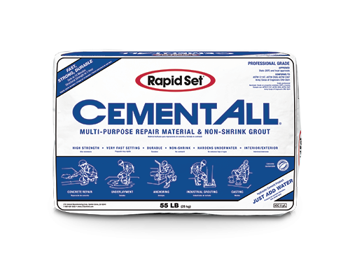 Cement All® product image