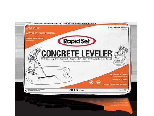 Concrete Leveler® Media