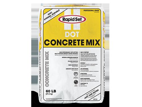 DOT Concrete Mix product image