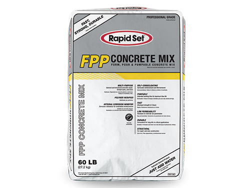FPP Concrete Mix Media
