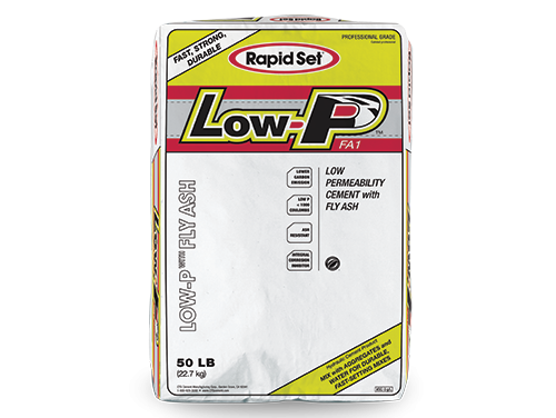 Low-P™ FA1 Cement product image