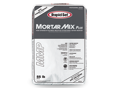 Mortar Mix Plus Media