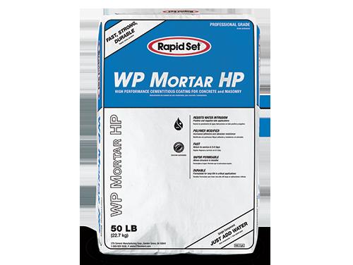WP Mortar HP product image